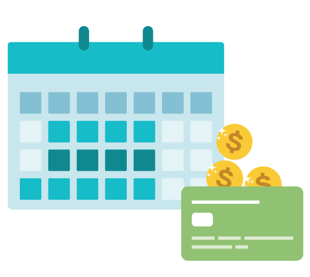 You pay less to your utilities and accumulate savings every month