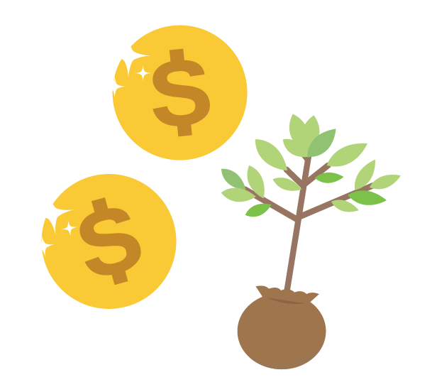 Savings can be reinvested back into your reserve fund
