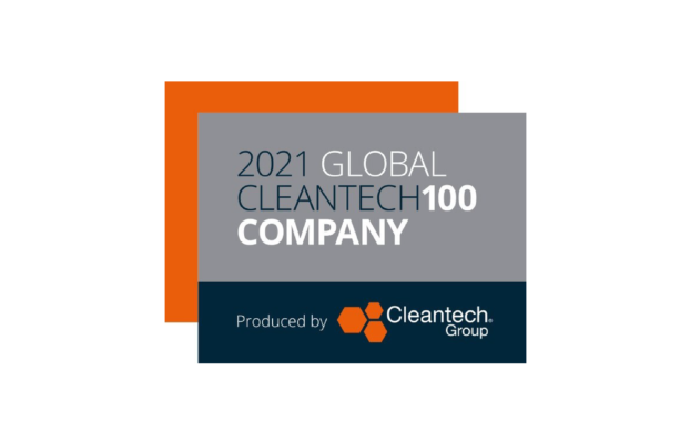 Parity selected for Global Cleantech 100 List