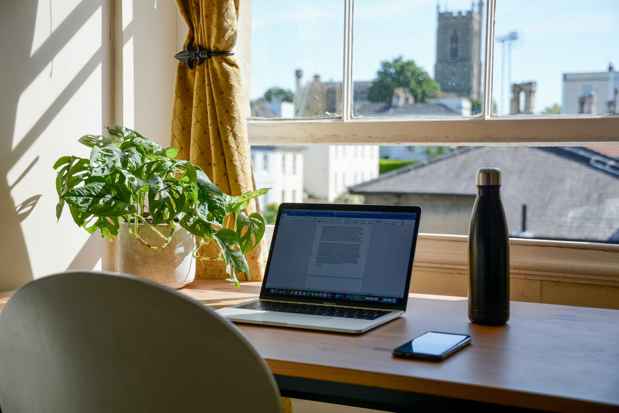 How to make working from home comfortable for tenants