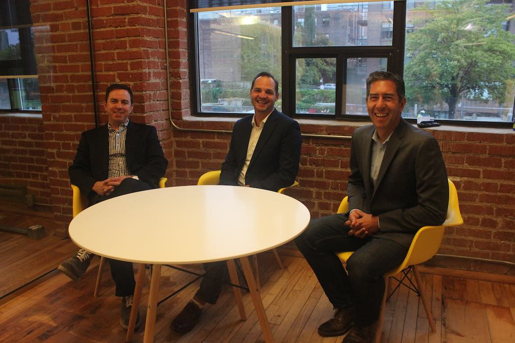 Parity Assembles Industry Experts To Form Executive Team